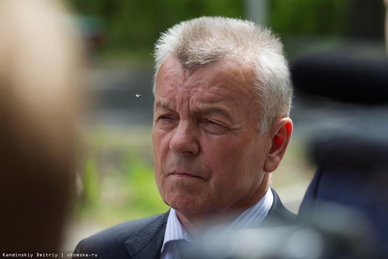 Шамин: денег на проект для рекреационной зоны между Томском и Северском пока нет