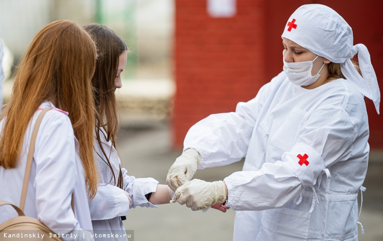 Как спасали солдат: в Томске развернули реконструкцию полевого госпиталя