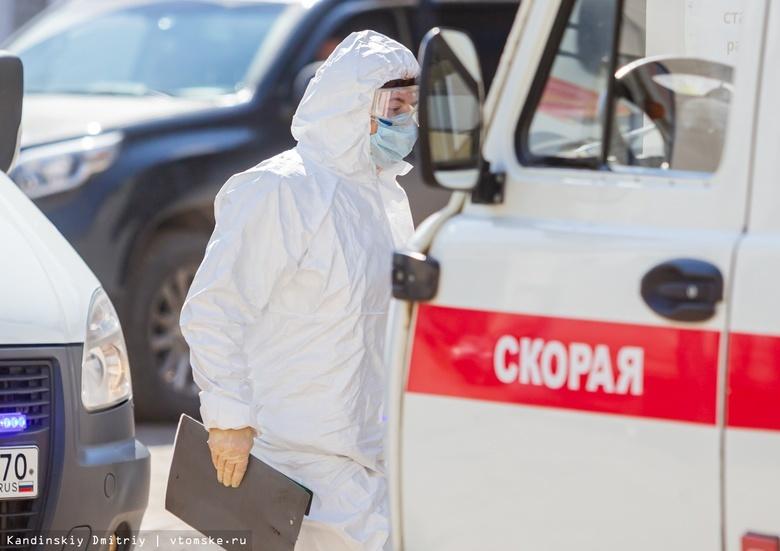 COVID-19: данные по заболевшим в Томской области на 16 июня