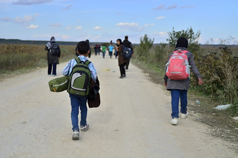 Во Франции подняли вопрос безопасности из-за ситуации с афганскими беженцами