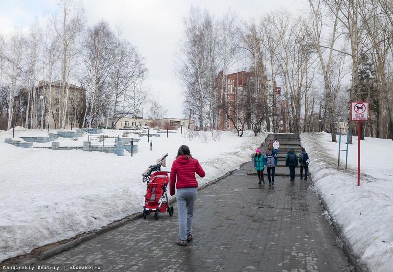 Собака искусала двоих детей в Буфф-саду Томска