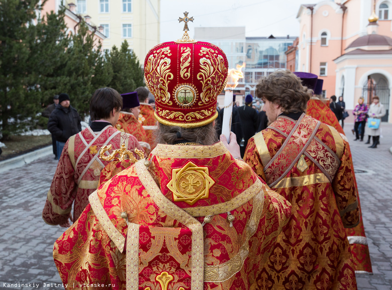 В октябре в Томск прибудут мощи святого князя Владимира