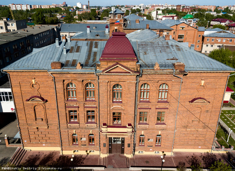 Убитая в Томске студентка училась в ТГАСУ