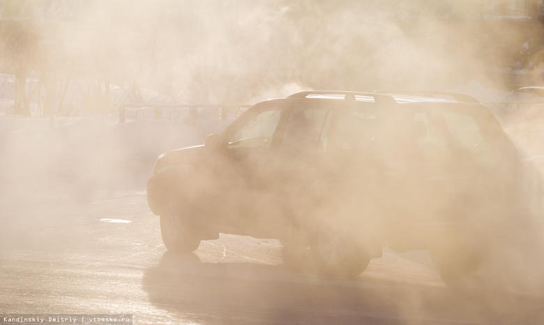 Томские ученые: наибольший вред атмосфере Арктики наносит транспортное загрязнение