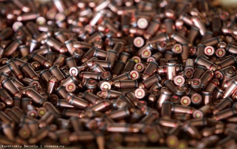 Жителя Томского района подозревают в незаконном изготовлении патронов