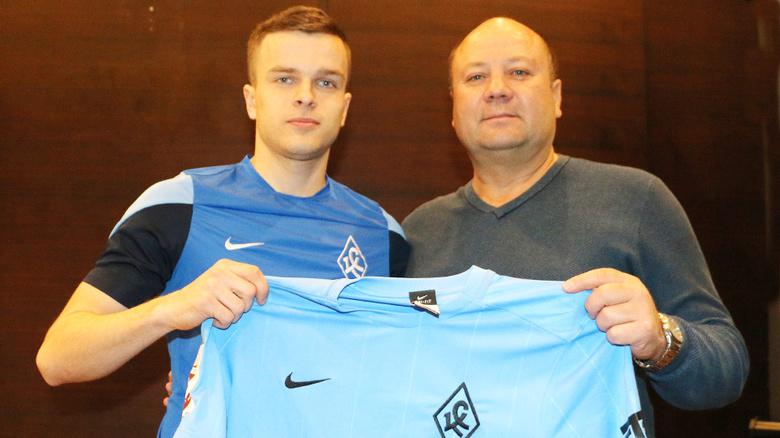 Бывший игрок «Томи» Павел Кудряшов подписал контракт с «Крыльями Советов»