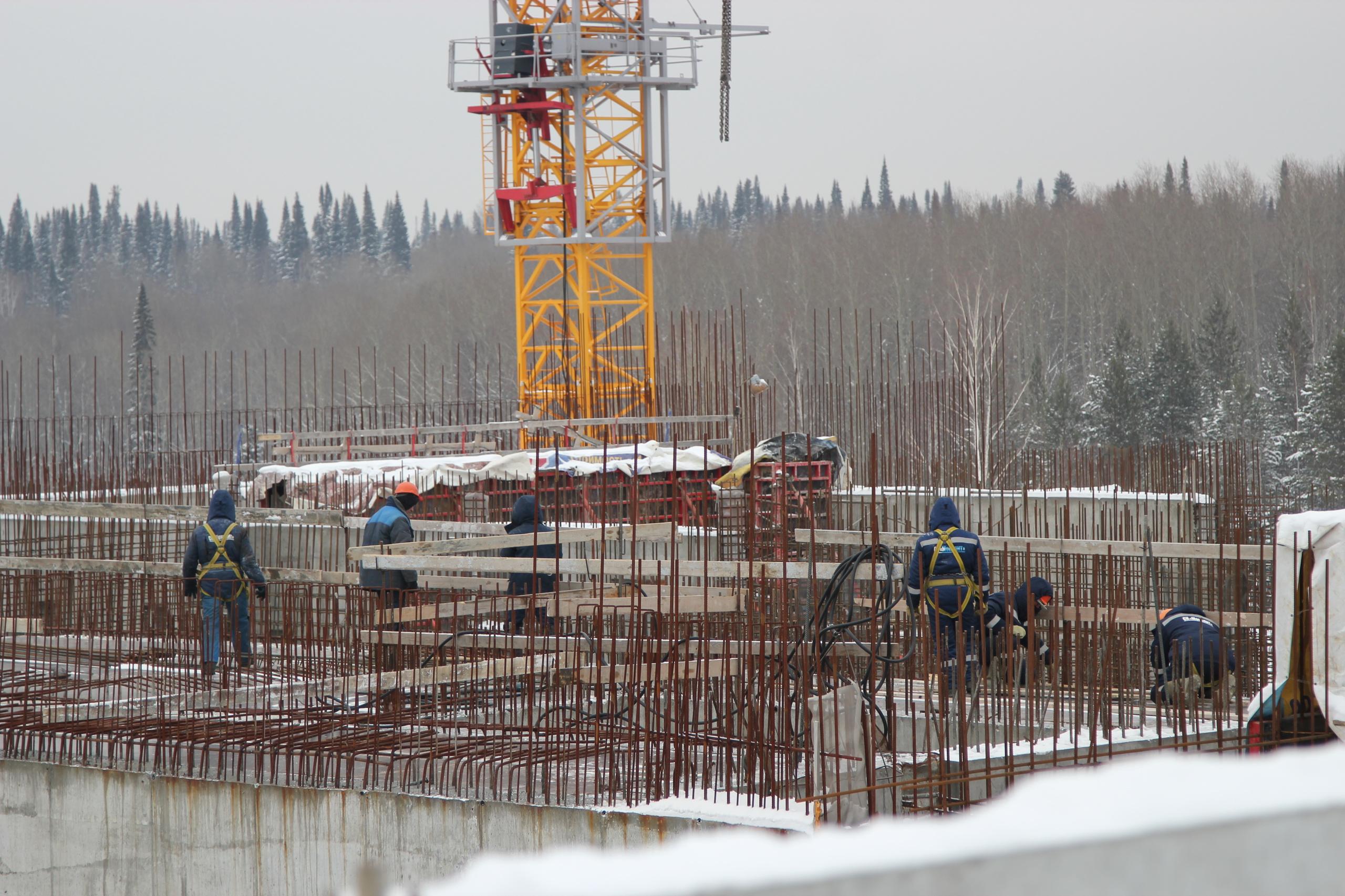 Строительство топливного завода для будущего реактора в Северске завершится в декабре