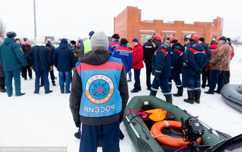 «Готовимся к худшему»: первые учения перед паводком прошли в Томске