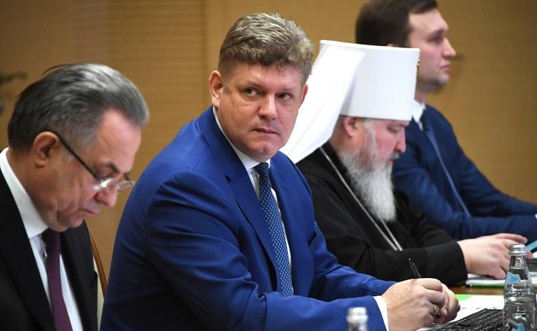 Анатолий Серышев стал полпредом президента в Сибири