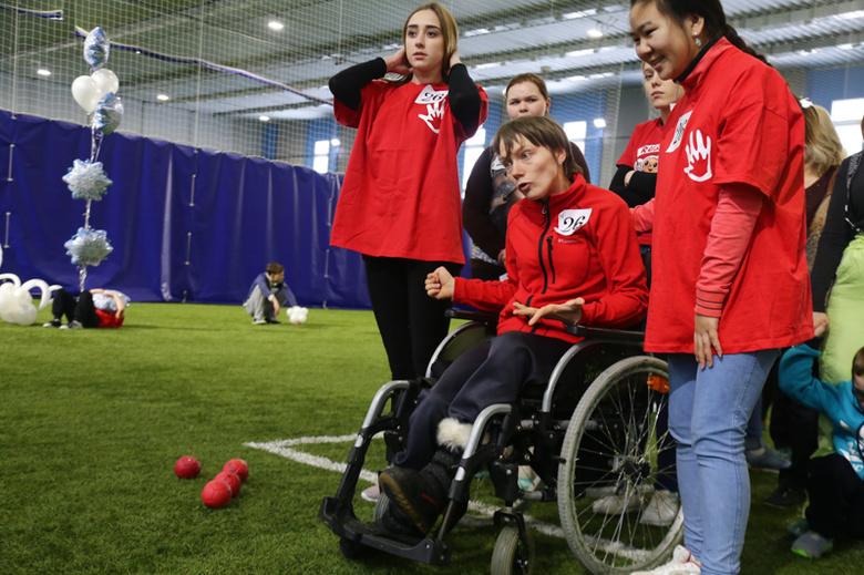 Томичи и северчане с инвалидностью выступят на Кубке России по игре в бочча