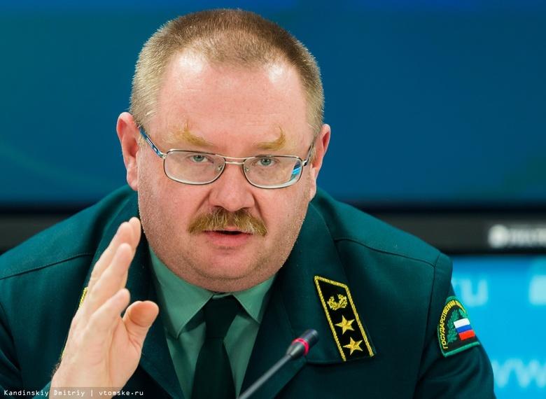 Экс-глава томского департамента леса Малькевич предстанет перед судом