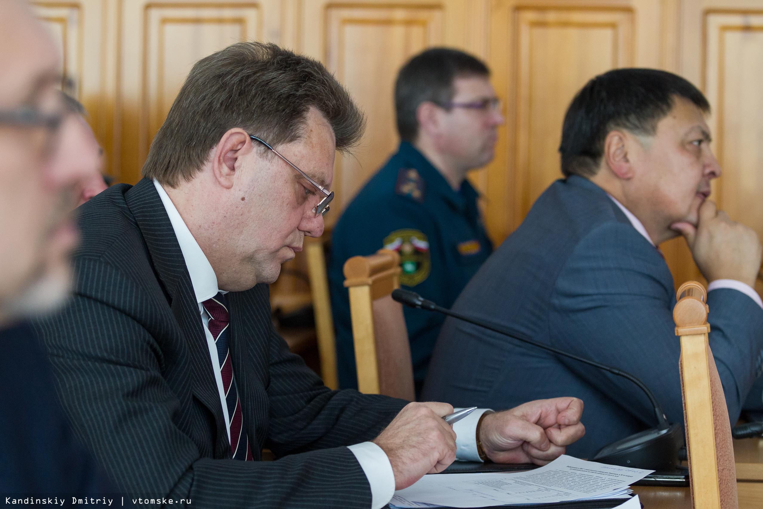 Власти: начало вскрытия рек в Томской области ожидается в середине апреля