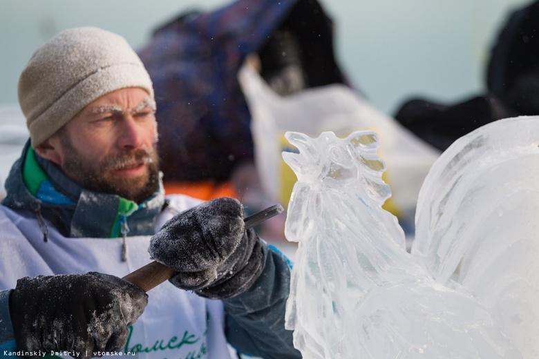 Ретро-открытки изо льда за 6 часов предстоит создать участникам «Хрустального Томска»