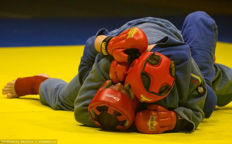 Пять медалей завоевали томичи на первенстве России по универсальному бою