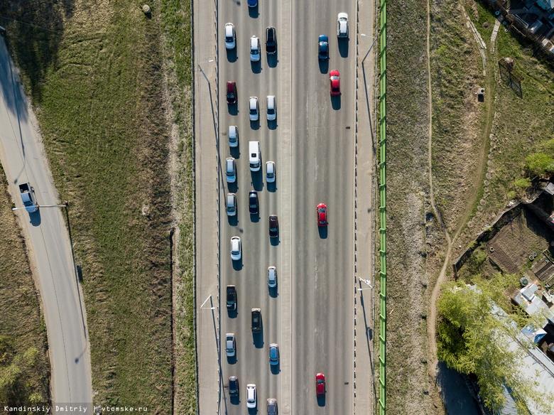 На Балтийской и Осенней в Томске вернули скоростной режим 60 км/ч