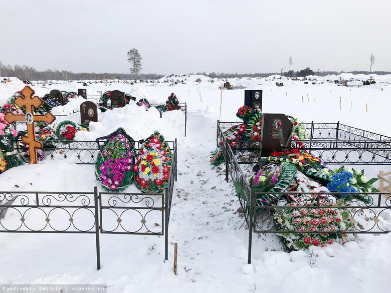 Число маршруток в сторону томских кладбищ увеличится в Родительский день