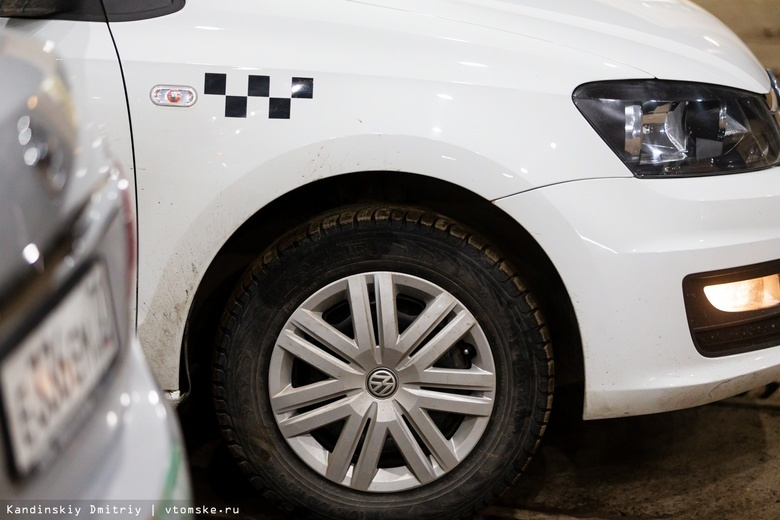 Лучший таксист Томской области представит регион на конкурсе в Сочи