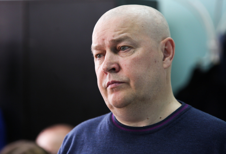 Суд отправил под домашний арест экс-главу томского УМВД Митрофанова