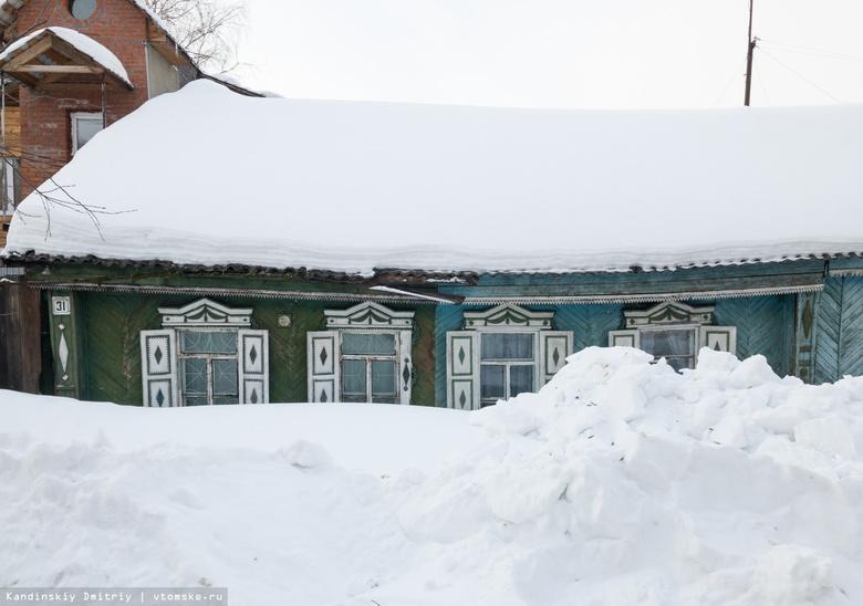 Кляйн: уборка придомовых территорий от снега — бич Томска