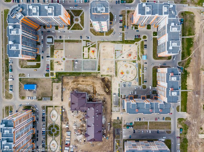 Паршуто: в 2018г Томской области нужно перейти к новой концепции строительства