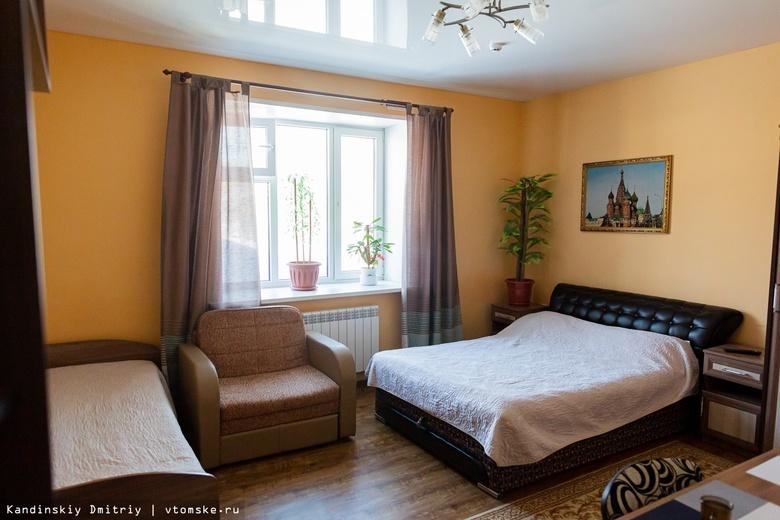 Томский центр стандартизации и метрологии впервые присвоил звезды гостинице