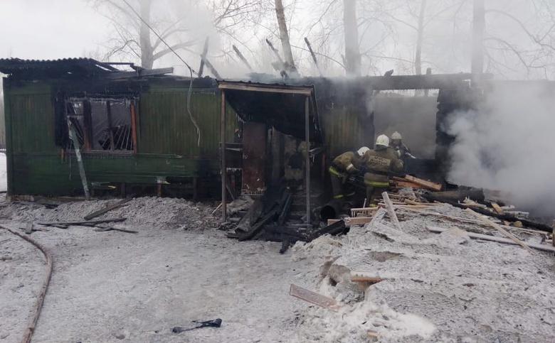 Установлены личности всех погибших при пожаре в Асиновском районе