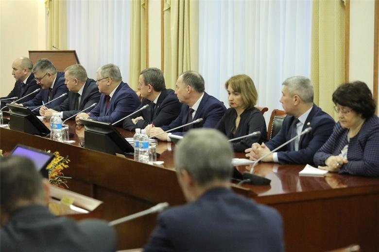 Правительство Чувашии ушло в отставку