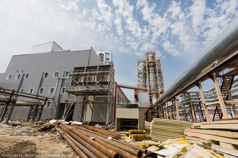 Завод МДФ-плит в Асино заработает летом 2018г