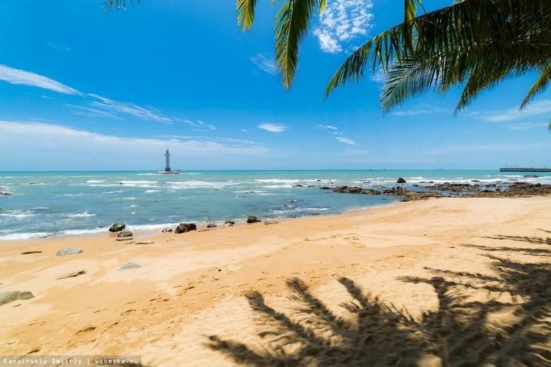 Исследование: томичи чаще всего уезжают в отпуск в июле