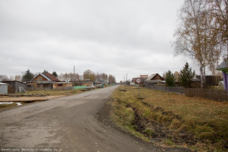 Томскому району выделят средства на уточнение границ участков в Корнилово