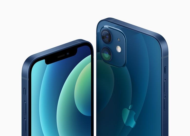 Apple показала новые iPhone 12 с плоскими краями и поддержкой 5G