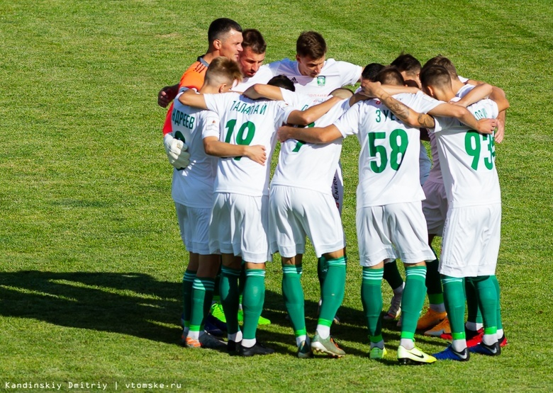 Бесхозная команда: «Томь» сыграла 0:0 с «Велесом», а Кержаков не прилетел на игру