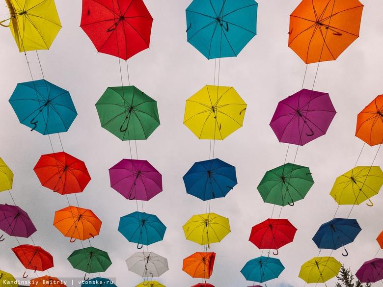 Конец сентября в Томской области будет дождливым