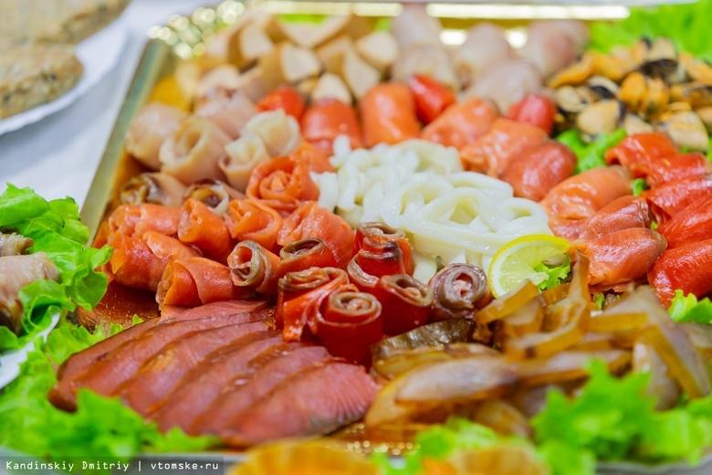 Власти: более 450 видов рыбной продукции производят в Томской области