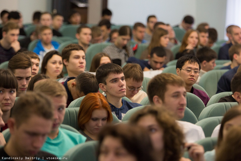 Томские вузы назвали самые популярные у абитуриентов специальности в 2017г
