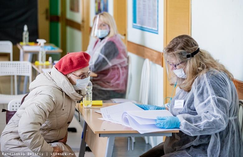Облизбирком опубликовал явку в Томской области на 3 часа субботы