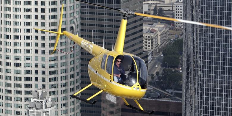 Заказ вертолета может появиться в «Яндекс.Такси»