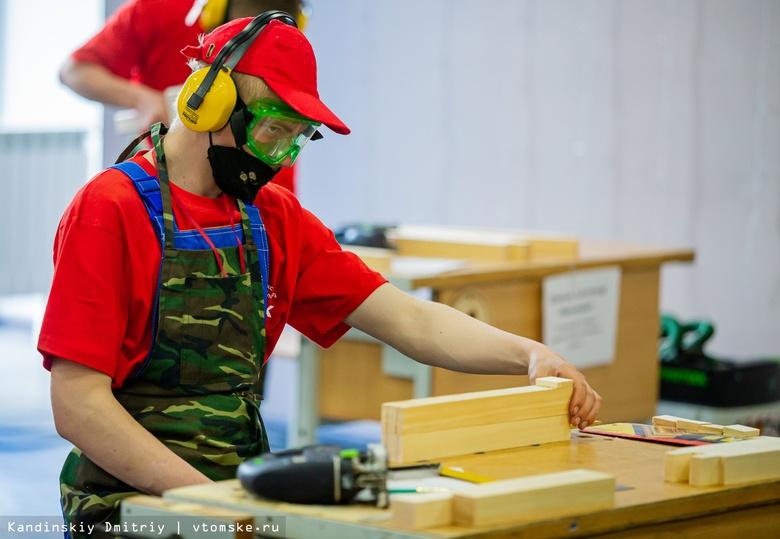 Построить сити-ферму и помочь больному: чемпионат профмастерства среди инвалидов проходит в Томске