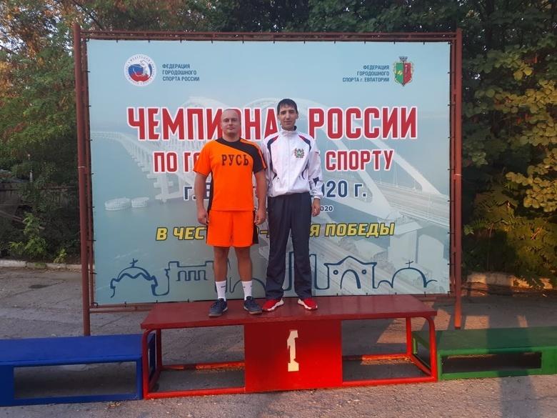 Владимир Синьков (л)